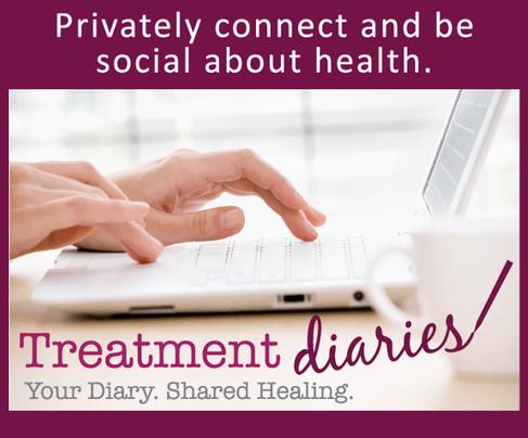 Treatment Diaries Graphic
