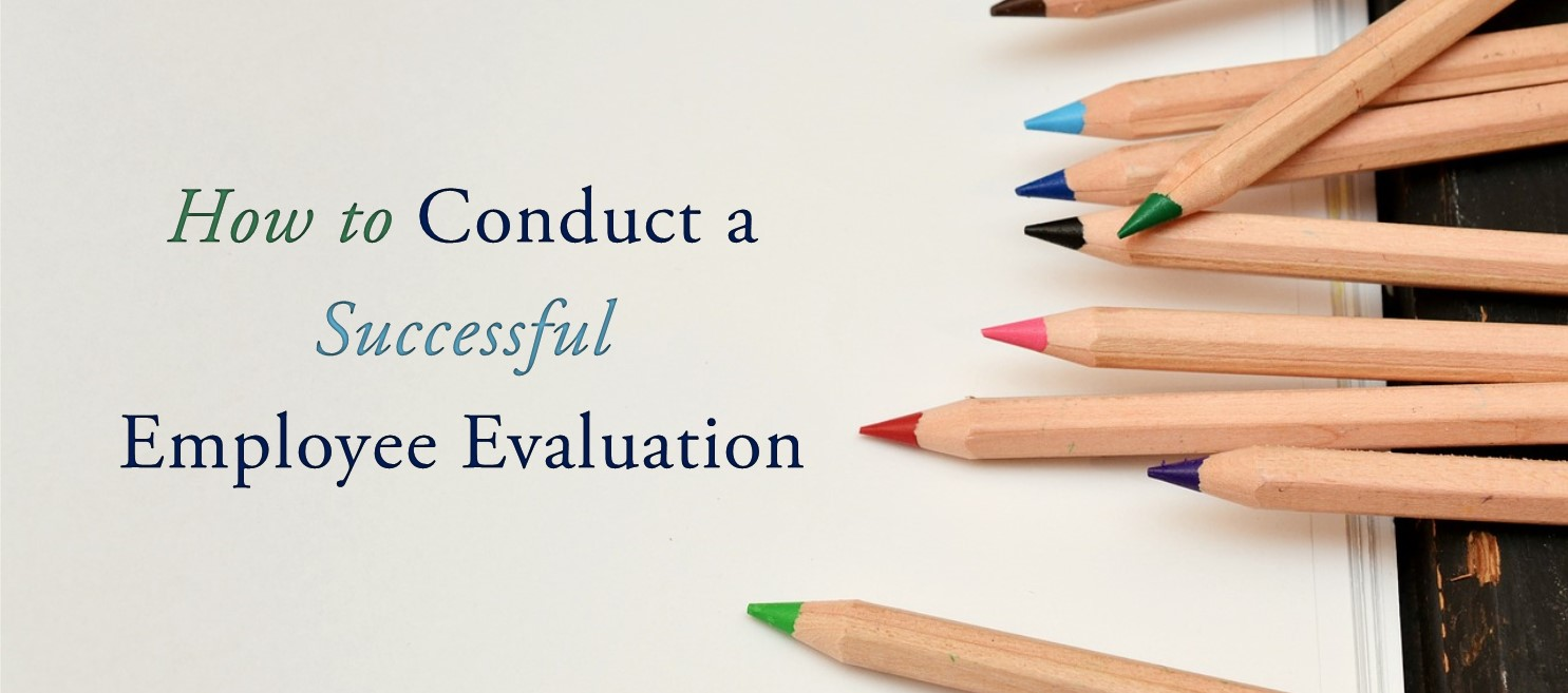 How to Conduct a Successful Employee Evaluation