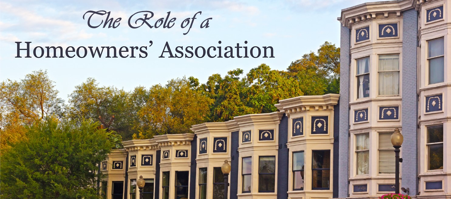 The Role of a Homeowners' Association