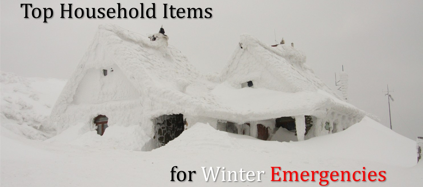 Top Household Items for Winter Emergencies