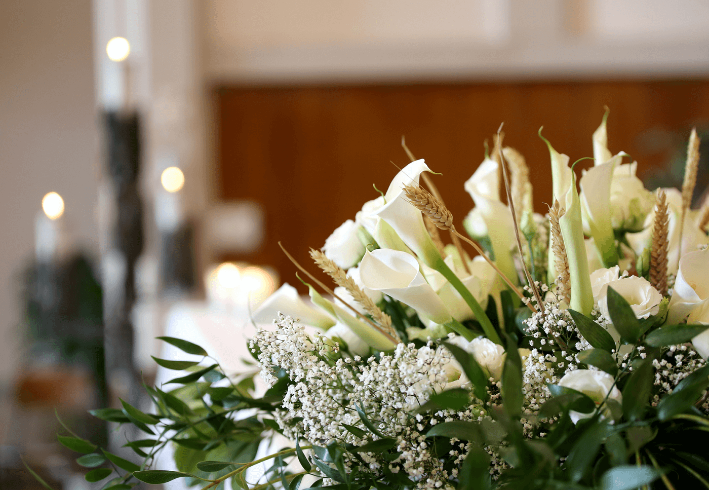 flowers-at-a-funeral