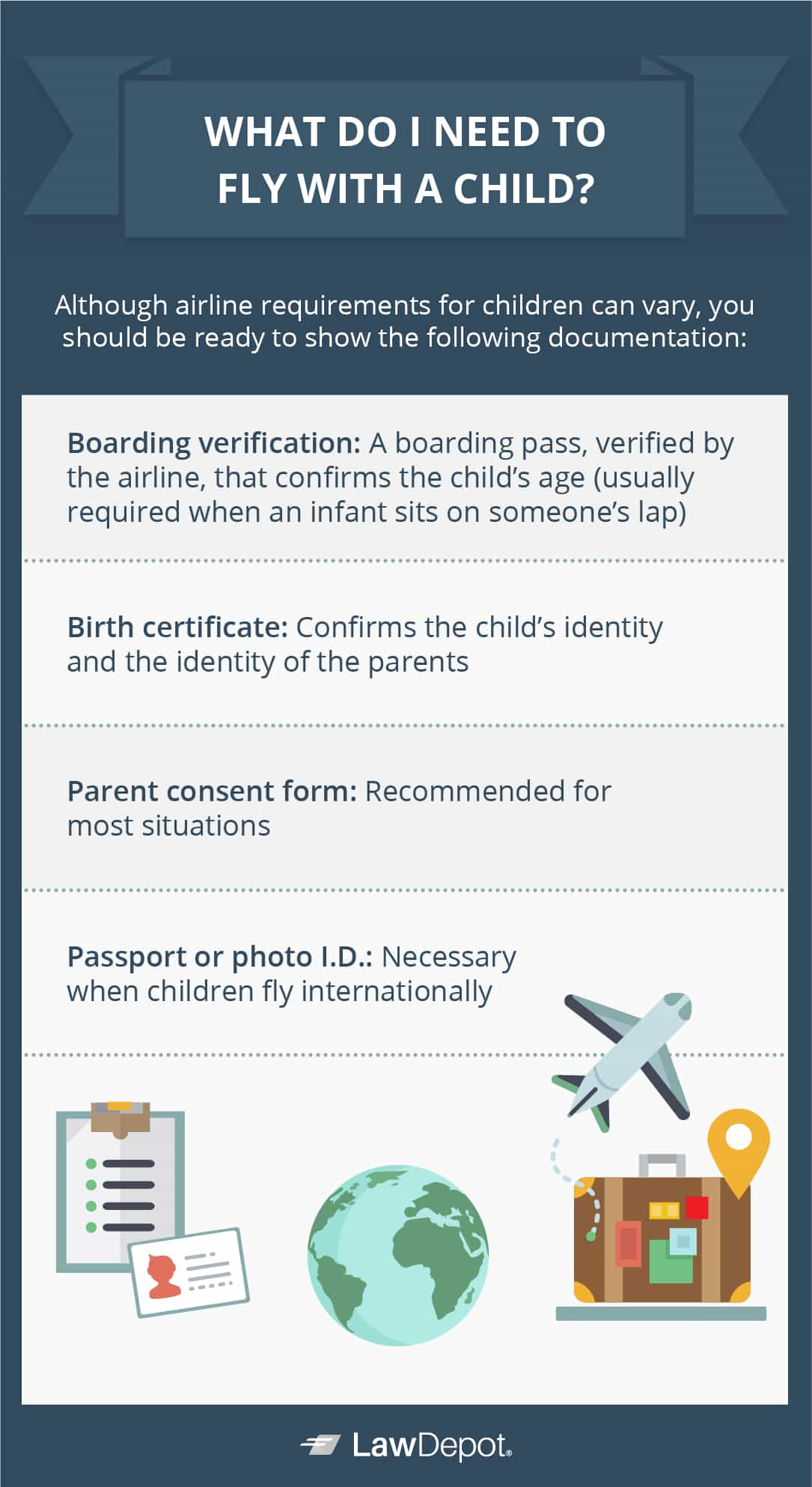 Child Travel Consent Free Consent Form Us Lawdepot