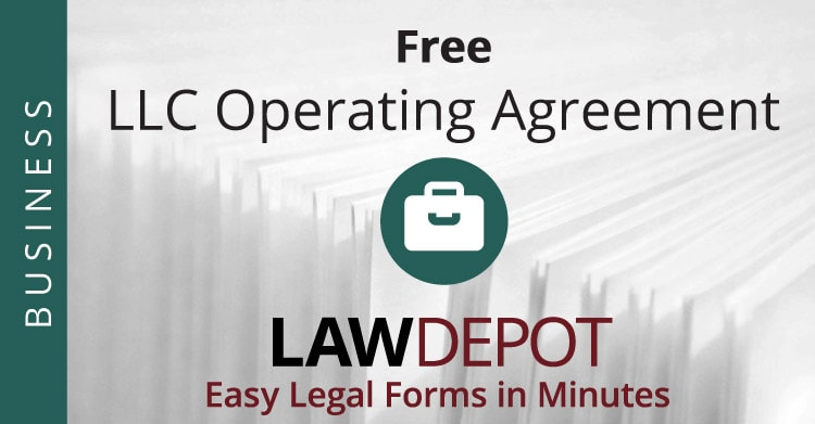Llc Operating Agreement | Free Llc Operating Agreement Template