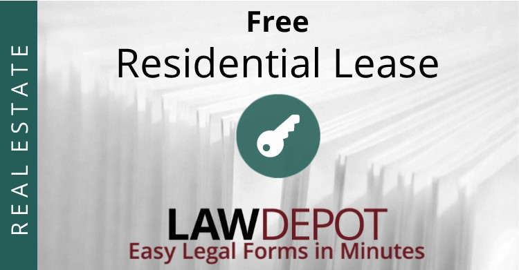 Residential Lease Agreement Free Rental Lease Form US – Free Copy of Lease Agreement