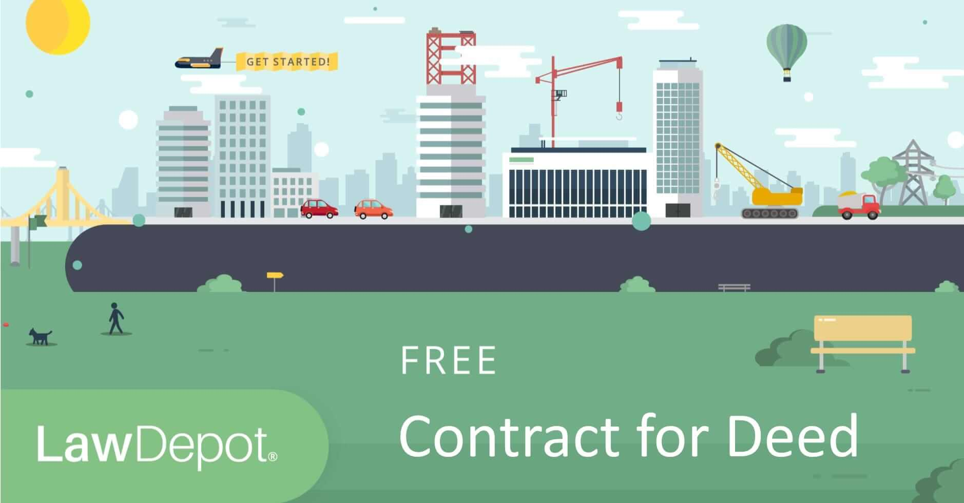 Land Contract Forms Free Contract For Deed Form Us Lawdepot