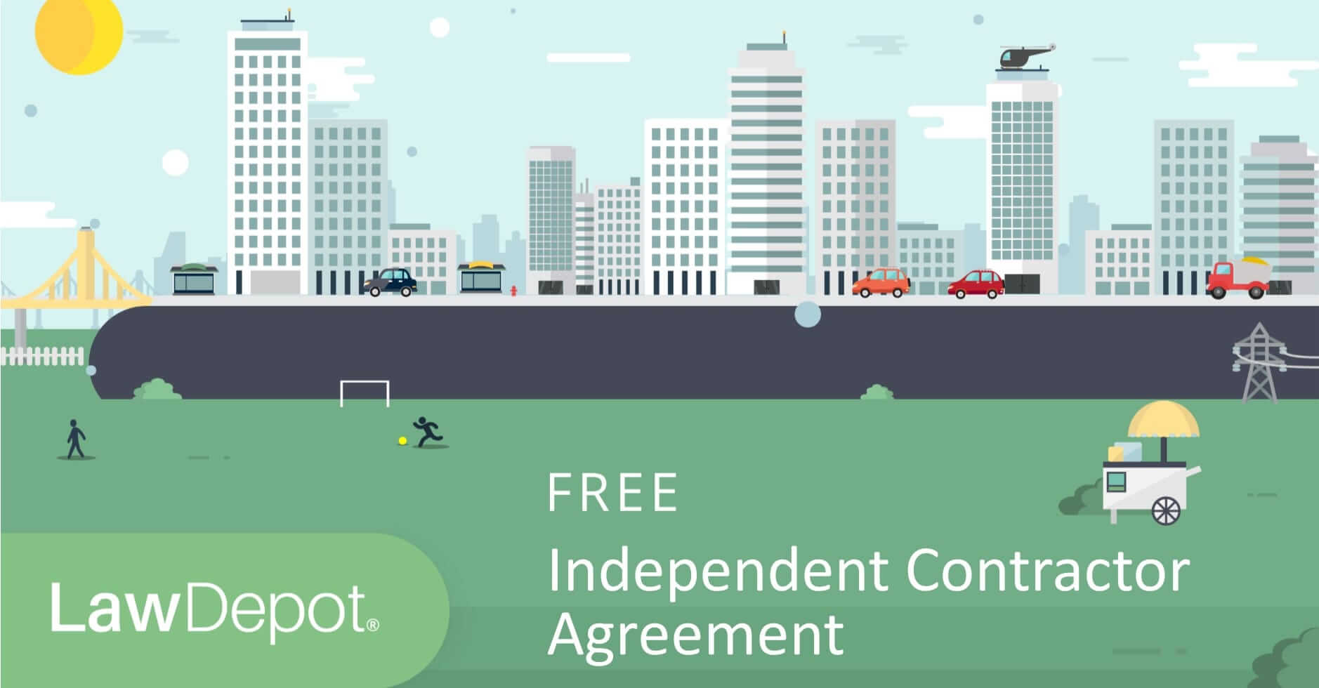 Free Independent Contractor Agreement - Create, Download, and Print