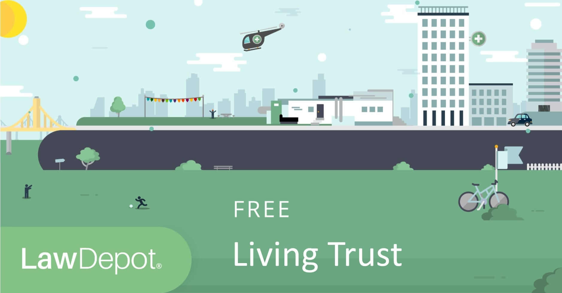 Free Bill Of Sale Template >> Revocable Living Trust | Free Living Trust Forms (US) | LawDepot