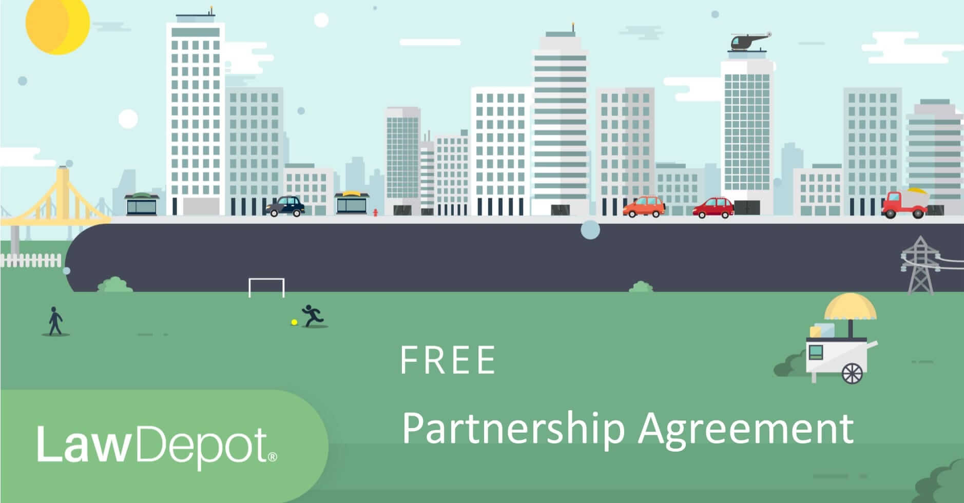 Partnership Agreement Template Us Lawdepot